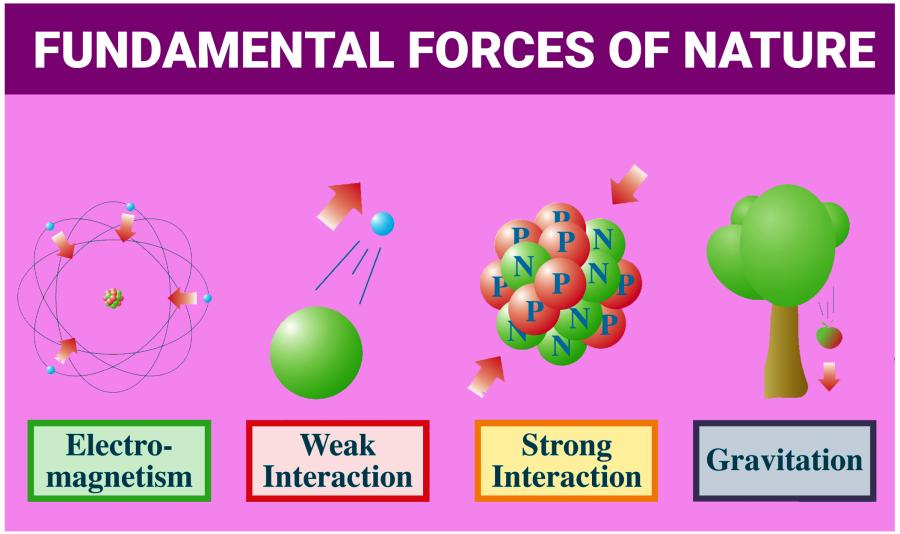 Four_Forces